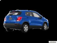 2016 Chevrolet Trax LS | Photo 2 | Blue Topaz Metallic