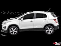 2016 Chevrolet Trax LTZ   Photo 1   Summit White