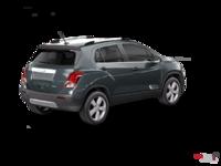 2016 Chevrolet Trax LTZ   Photo 2   Cyber Grey Metallic