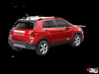 2016 Chevrolet Trax LTZ   Photo 2   Red Hot