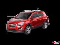 2016 Chevrolet Trax LTZ   Photo 3   Red Hot