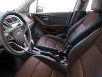 2016 Chevrolet Trax LTZ   Photo 1   Jet Black/Brownstone Leatherette