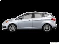 2016 Ford C-MAX SEL HYBRID | Photo 1 | Ingot Silver