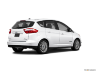 2016 Ford C-MAX SEL HYBRID | Photo 2 | White Platinum