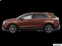 2016 Ford Edge TITANIUM | Photo 1 | Bronze Fire