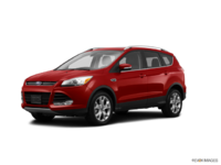 2016 Ford Escape TITANIUM | Photo 3 | Ruby Red