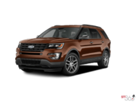 2016 Ford Explorer SPORT | Photo 3 | Bronze Fire