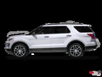 2016 Ford Explorer SPORT | Photo 1 | White Platinum