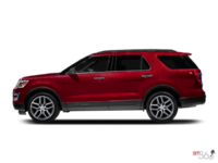 2016 Ford Explorer SPORT | Photo 1 | Ruby Red