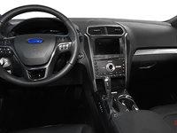 2016 Ford Explorer SPORT | Photo 3 | Ebony Black Perforated Leather