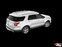 2016 Ford Explorer XLT   Photo 2   Oxford White