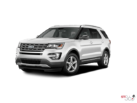 2016 Ford Explorer XLT   Photo 3   Oxford White