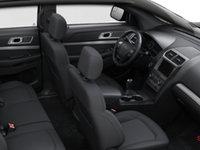 2016 Ford Explorer XLT   Photo 1   Ebony Black Cloth