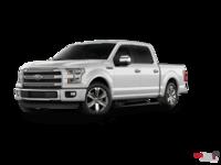2016 Ford F-150 PLATINUM | Photo 3 | White Platinum