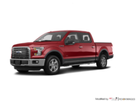 2016 Ford F-150 XLT | Photo 3 | Ruby Red/Magnetic