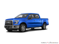 2016 Ford F-150 XLT | Photo 3 | Blue Flame