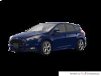 2016 Ford Focus Hatchback ST   Photo 3   Kona Blue Metallic