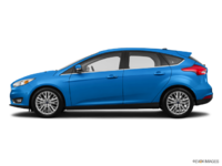 2016 Ford Focus Hatchback TITANIUM | Photo 1 | Blue Candy Metallic