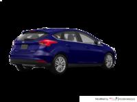 2016 Ford Focus Hatchback TITANIUM | Photo 2 | Kona Blue Metallic