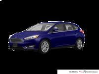 2016 Ford Focus Hatchback TITANIUM | Photo 3 | Kona Blue Metallic
