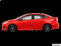 2016 Ford Focus Sedan SE | Photo 1 | Race Red
