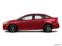 2016 Ford Focus Sedan SE | Photo 1 | Ruby Red