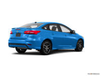 2016 Ford Focus Sedan SE | Photo 2 | Blue Candy