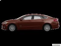 2016 Ford Fusion Energi SE | Photo 1 | Bronze Fire