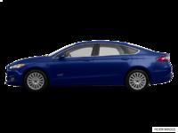 2016 Ford Fusion Energi SE | Photo 1 | Deep Impact Blue
