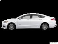 2016 Ford Fusion Energi SE | Photo 1 | White Platinum