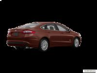 2016 Ford Fusion Energi SE | Photo 2 | Bronze Fire