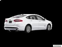 2016 Ford Fusion Energi SE | Photo 2 | White Platinum