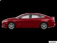 2016 Ford Fusion Energi TITANIUM | Photo 1 | Ruby Red