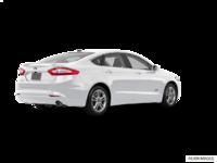 2016 Ford Fusion Energi TITANIUM | Photo 2 | White Platinum