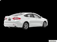 2016 Ford Fusion Energi TITANIUM | Photo 2 | Oxford White