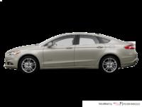 2016 Ford Fusion Hybrid TITANIUM | Photo 1 | Tectonic Silver