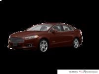 2016 Ford Fusion Hybrid TITANIUM | Photo 3 | Bronze Fire