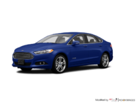 2016 Ford Fusion Hybrid TITANIUM | Photo 3 | Deep Impact Blue