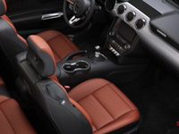 2016 Ford Mustang EcoBoost Premium | Photo 1 | Dark Saddle Leather