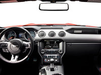 2016 Ford Mustang EcoBoost Premium | Photo 3 | Ebony Leather