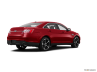 2016 Ford Taurus SEL | Photo 2 | Ruby Red