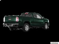 2016 GMC Canyon SLE   Photo 2   Emerald Green Metallic