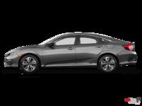 2016 Honda Civic Sedan EX-T | Photo 1 | Modern Steel Metallic