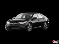 2016 Honda Civic Sedan EX-T | Photo 3 | Crystal Black Pearl