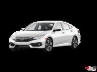 2016 Honda Civic Sedan EX-T | Photo 3 | White Orchard Pearl