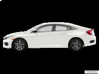 2016 Honda Civic Sedan EX | Photo 1 | White Orchard Pearl
