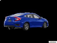 2016 Honda Civic Sedan EX | Photo 2 | Aegean Blue Metallic