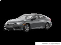 2016 Honda Civic Sedan EX | Photo 3 | Modern Steel Metallic