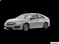 2016 Honda Civic Sedan EX | Photo 3 | Lunar Silver Metallic