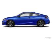2016 Honda Civic Coupe TOURING | Photo 1 | Aegean Blue Metallic